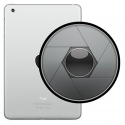 iPad 2 Back Camera Repair