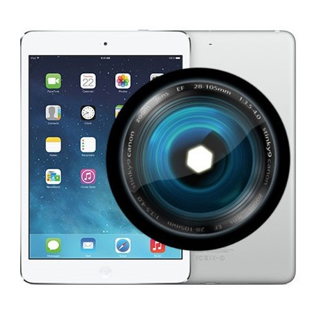 iPad 2 Front Camera Repair