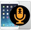 iPad Mini 2 Microphone Repair