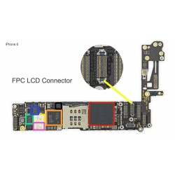 FPC LCD Connector/Connector iPhone 6 Repair Service