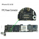 FPC Power Button Connector iPhone 5S Repair Service