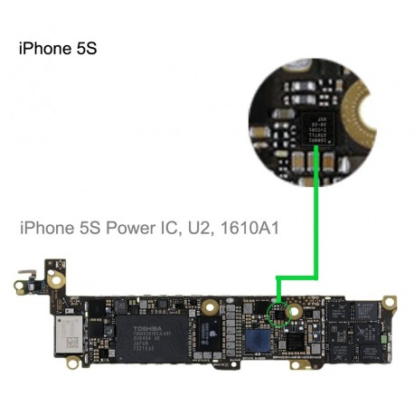 USB power ic for iphone 5C 5S