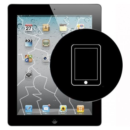 iPad 2nd Generation Front Glass, Touch Screen Repair Service