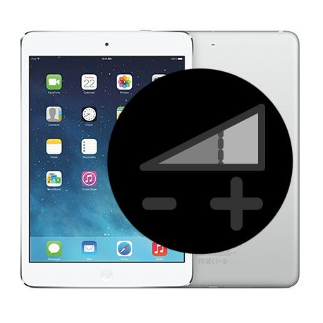 iPad 2 Volume Button Repair