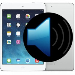 iPad Mini Speaker Repair