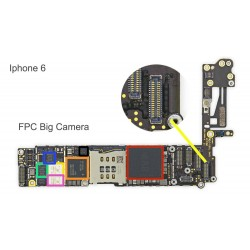 FPC Rear Camera Connector/Socket iPhone 6 Repair Service