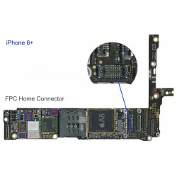 FPC Home Connector/Socket iphone 6 Plus Repair Service