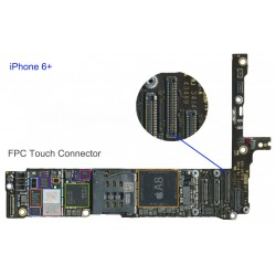 FPC Touch/Digitizer Connector/Socket iphone 6 Plus Repair Service