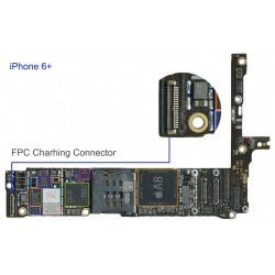 FPC Charging Dock Connector/Socket iphone 6 Plus Repair Service