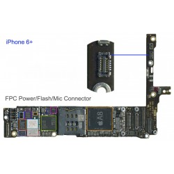 FPC Power Connector/Socket iphone 6 Plus Repair Service