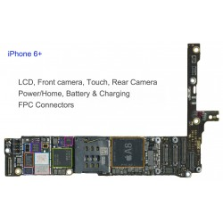 FPC LCD Connector/Socket iphone 6 Plus Repair Service