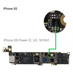 USB charging ic 1610a1 1610 for iphone 5C repair service