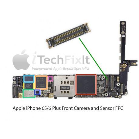 FPC Connector Repair iphone 6S