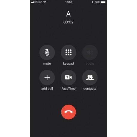 """iPhone 7 """"loop disease"""" grayed out speaker icon repair service"""