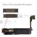 FPC Home connector iphone 7 & 7 Plus Repair Service