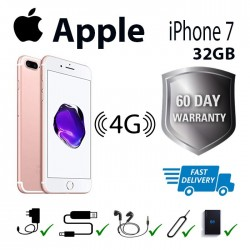 Apple iphone 7 32GB (Smartphone)Rose Gold Unlocked for any network