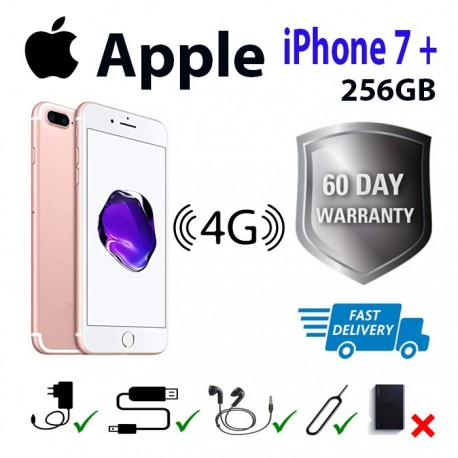 Apple iphone 7 32GB (Smartphone) Rose Gold Unlocked for any network