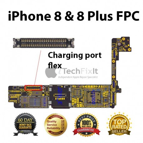 FPC Back Camera connector iphone 7 & Plus Repair Service
