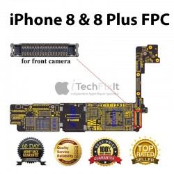 Front camera FPC connector iphone 8 & 8 Plus Repair Service